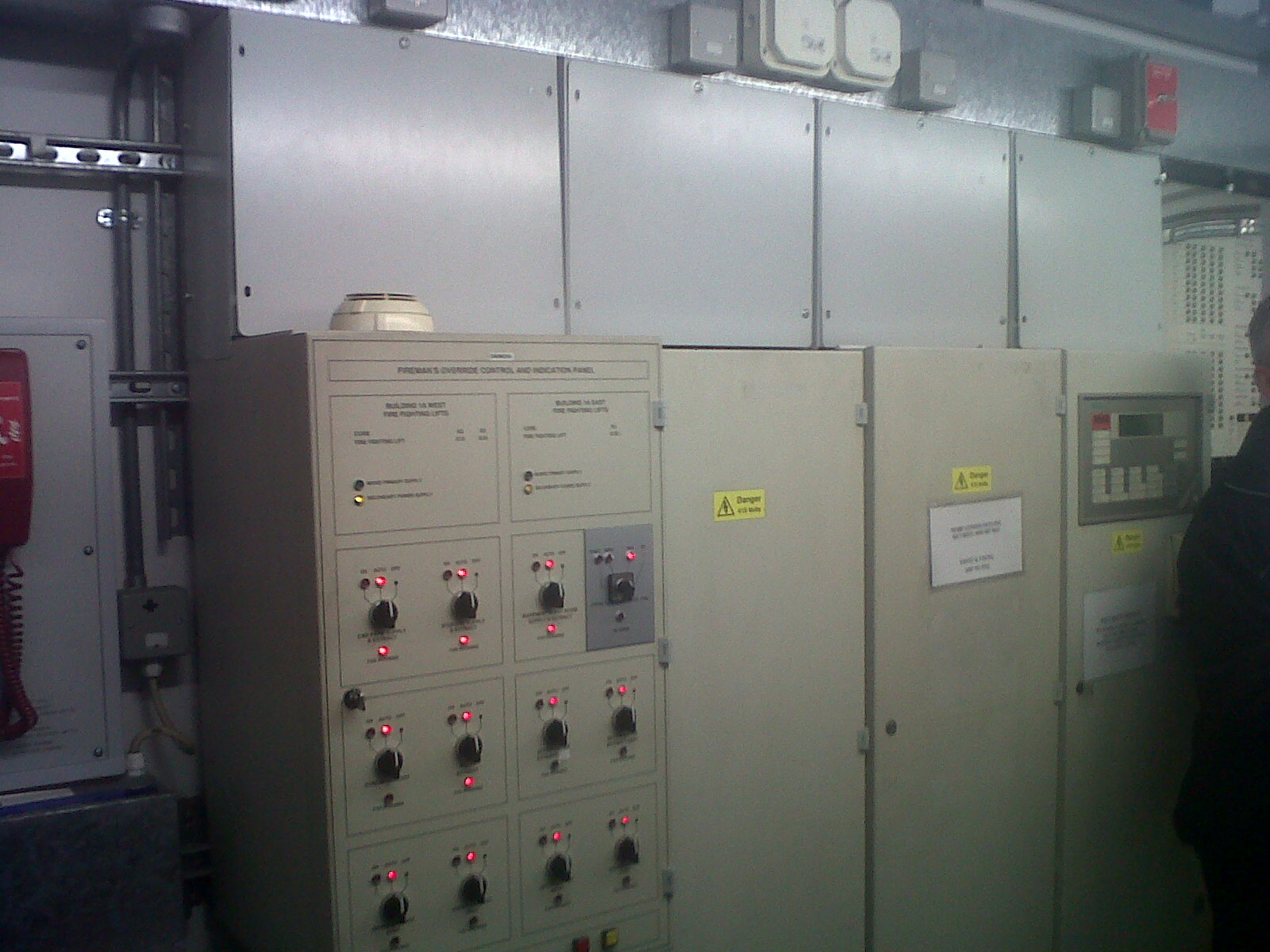SENSECO REPLACE SIEMENS ALGOREX TO CERBERUS PRO IN A SINGLE WEEKEND